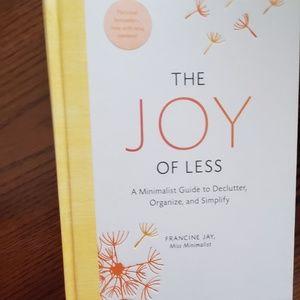 Other - Minimalist book